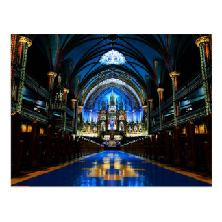 Notre Dame Cathedral Post Card