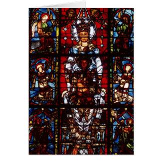 Notre-Dame de la Belle Verriere Card