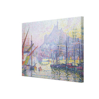 Notre-Dame-de-la-Garde La Bonne Mere Canvas Print