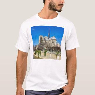 Notre Dame De Paris - Sunny Day T-Shirt