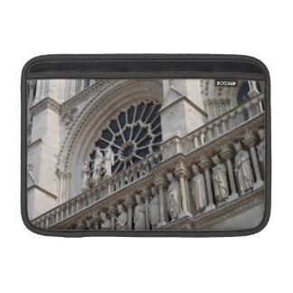 Notre Dame detail MacBook Air Sleeve
