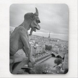 Notre Dame Gargoyle Mousepad