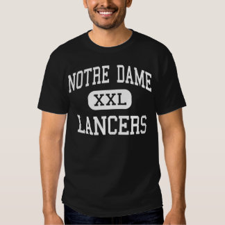 Notre Dame - Lancers - Catholic - Fairfield Tees