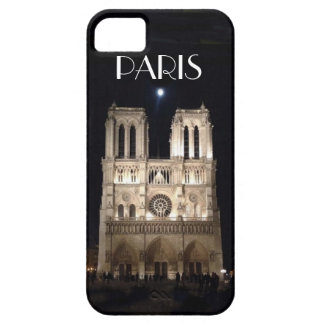Notre Dame Night iPhone 5/5S Case