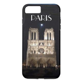 Notre Dame Night iPhone 7 Plus Tough Case