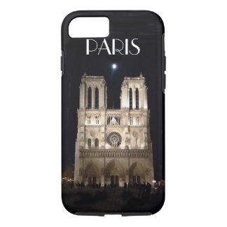 Notre Dame Night iPhone 7 Tough Case
