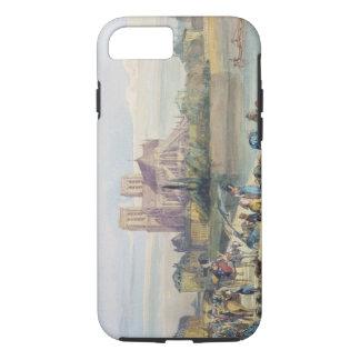 Notre Dame, Paris (w/c on paper) iPhone 7 Case