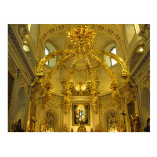 Notre Dame Quebec City, Quebec, Canada Postcard