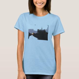 Notre Dame Sunset Shirt