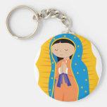 Notre Madame de Guadalupe Porte-clé