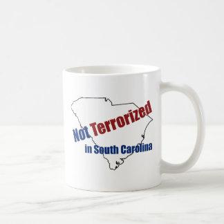 NOTTERRORIZED-SC COFFEE MUG