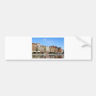 Nottingham Bumper Sticker