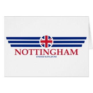Nottingham Card