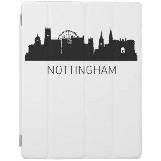 Nottingham England Cityscape iPad Cover