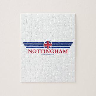 Nottingham Jigsaw Puzzle