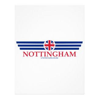 Nottingham Letterhead