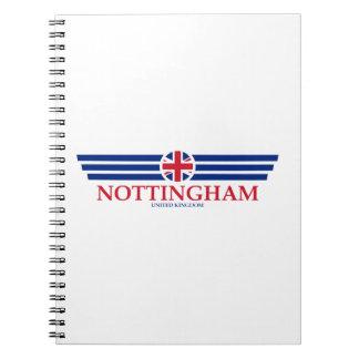 Nottingham Notebooks