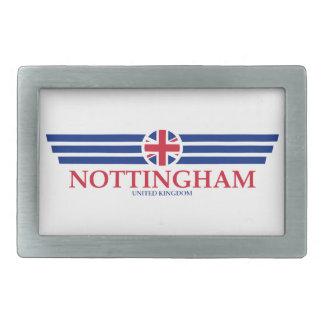 Nottingham Rectangular Belt Buckle