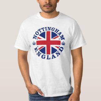 Nottingham Vintage UK Design T-Shirt