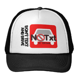 NOTXT N Drive Products Trucker Hats