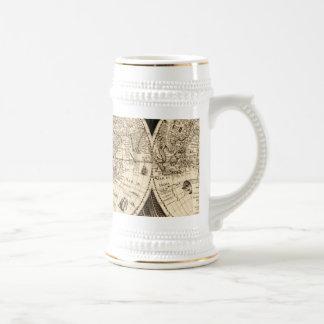 Noua Orbis Terrarum Beer Steins
