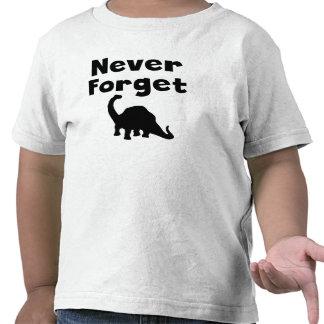 N'oubliez jamais les dinosaures