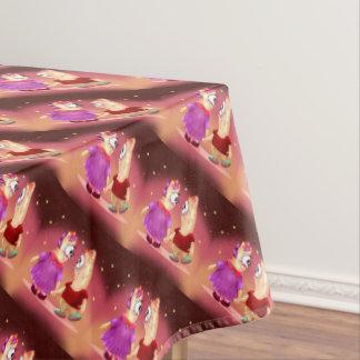 """NOUNOUKS 1 Tablecloth VALENTINE 52""""x70"""""""