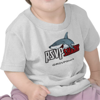 Nourrisson de RSVPShark T-shirts
