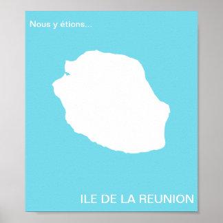 Nous étions.. (Ile de la Réunion) Poster