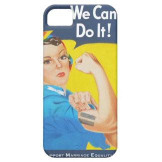Nous pouvons le faire ! - Égalité de mariage de Coque Case-Mate iPhone 5
