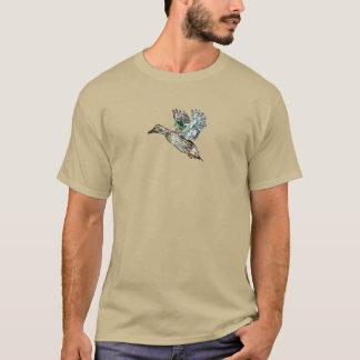 Nouveau Art Mallard Duck T-Shirt