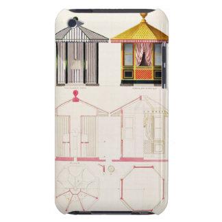 Nouveau Recueil de Menuiserie et de Decorations Étuis iPod Touch