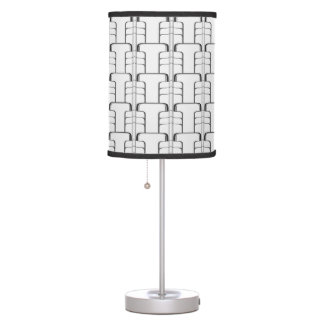 Nouveau Vaults Table Lamp - Small