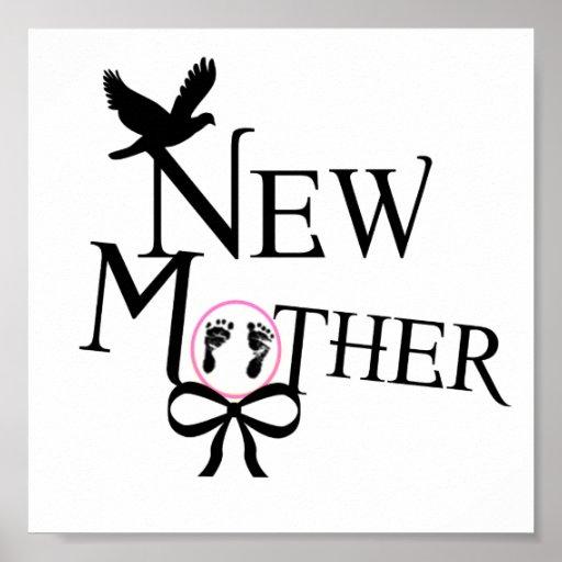 Nouvelle affiche de mère