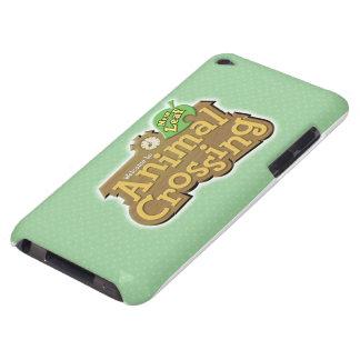 Nouvelle feuille de croisement animal étuis iPod touch
