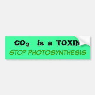 Nouvelle toxine autocollant de voiture