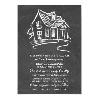 Nouvelles invitations à la maison de pendaison de