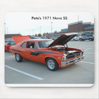 Nova at show in Plano Texas / Nov.2004, Pete's ... Mouse Pad