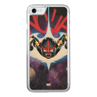 Nova Flying At Top Speed Carved iPhone 8/7 Case