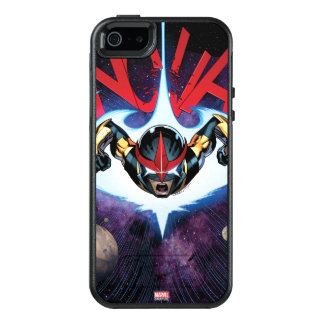 Nova Flying At Top Speed OtterBox iPhone 5/5s/SE Case