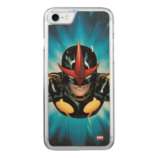 Nova Flying Through space Carved iPhone 8/7 Case