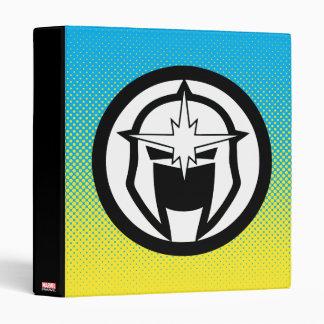 Nova Icon Vinyl Binder