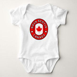 Nova Scotia Canada Baby Bodysuit