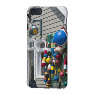 Nova Scotia, Canada. Buoy shop in  Blue Rocks in iPod Touch 5G Cover