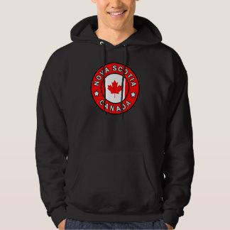 Nova Scotia Canada Hoodie