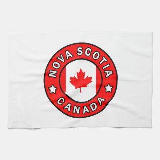 Nova Scotia Canada Kitchen Towel