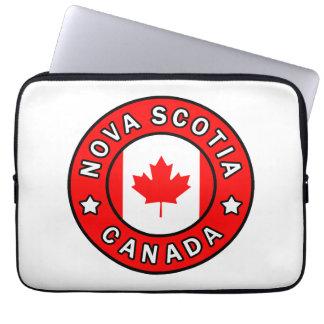 Nova Scotia Canada Laptop Sleeve