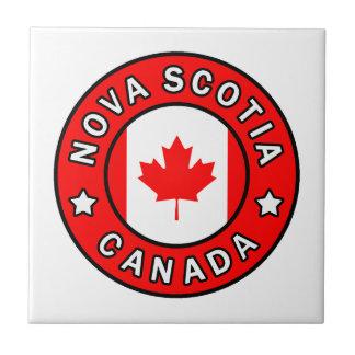 Nova Scotia Canada Tile