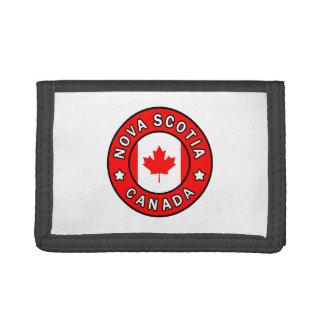Nova Scotia Canada Tri-fold Wallet
