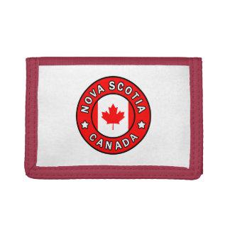 Nova Scotia Canada Tri-fold Wallets